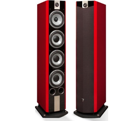 Focal Chorus 836 W Red Floorstand Speaker